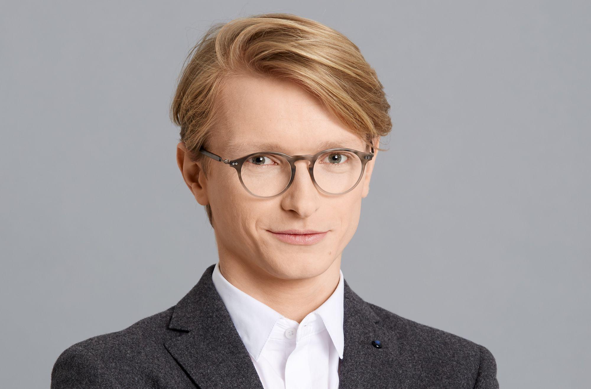 Paweł Heba nadal będzie sprawował funkcję dyrektora kreatywnego w grupie Empik. (Fot. mat. pras.)