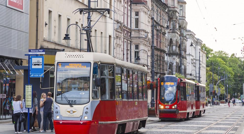 Gdzie mieszkańcy Górnośląsko-Zagłębiowskiej Metropolii jeżdżą do pracy? Powstała specjalna mapa