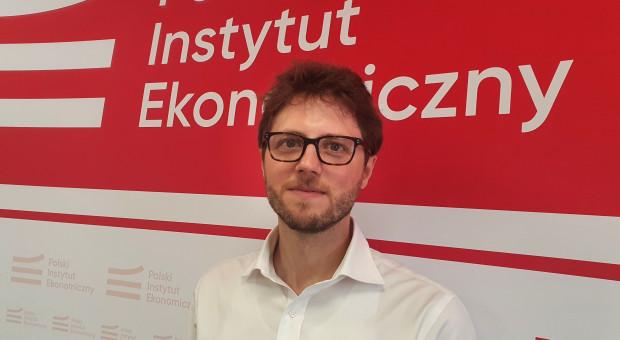Marek Wąsiński nowym kierownikiem w Polskim Instytucie Ekonomicznym