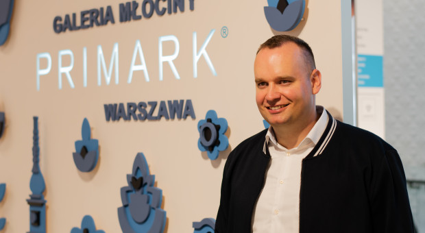 Maciej Podwojski, sales and operations manager w Primark Polska