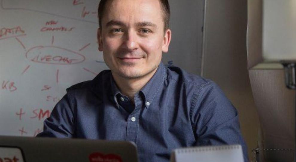 Mariusz Ciepły prezesem Livechat Software