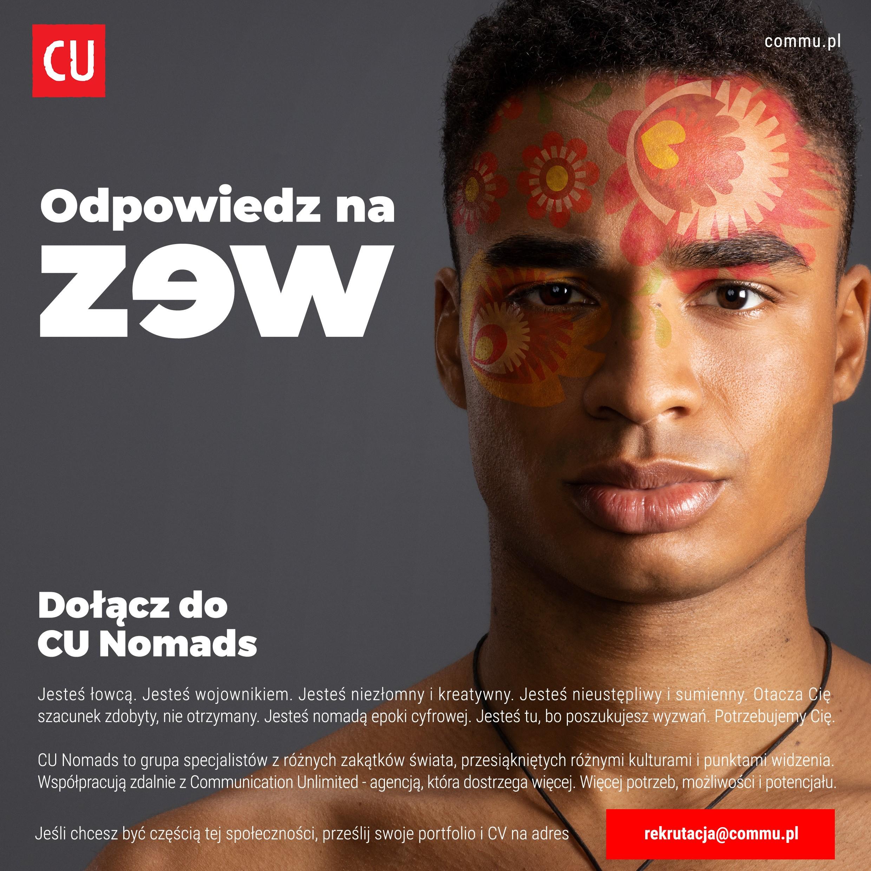 Kampania Communication Unlimited jest obecna na nośnikach zewnętrznych, w Internecie oraz w mediach społecznościowych (fot. mat. pras.)