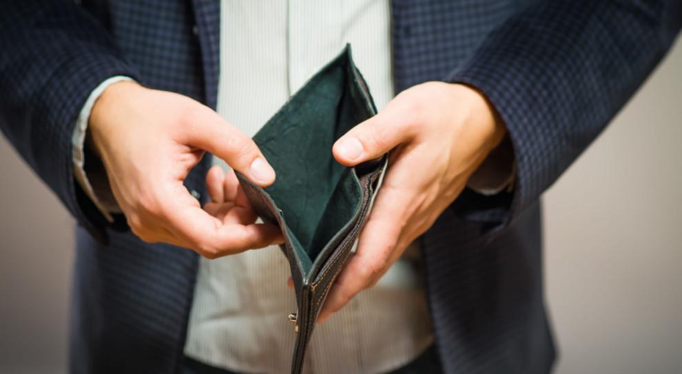 Kredytowa posucha dotknęła biznes. Mniejsze przedsiębiorstwa ucierpiały bardziej