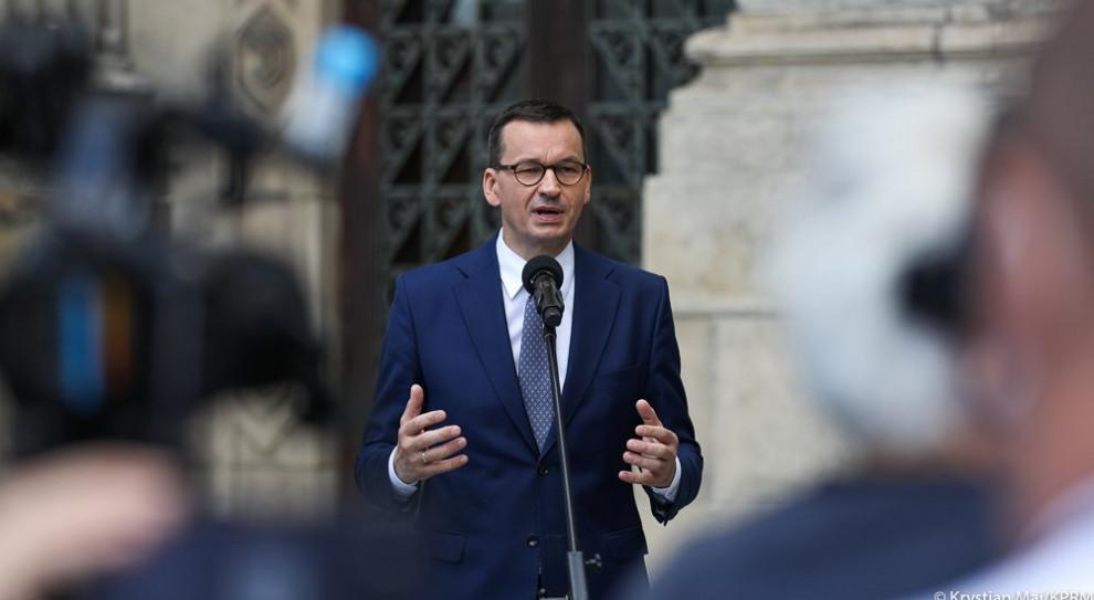 Premier: Program dla Śląska ma na celu ochronę i tworzenie nowych miejsc pracy