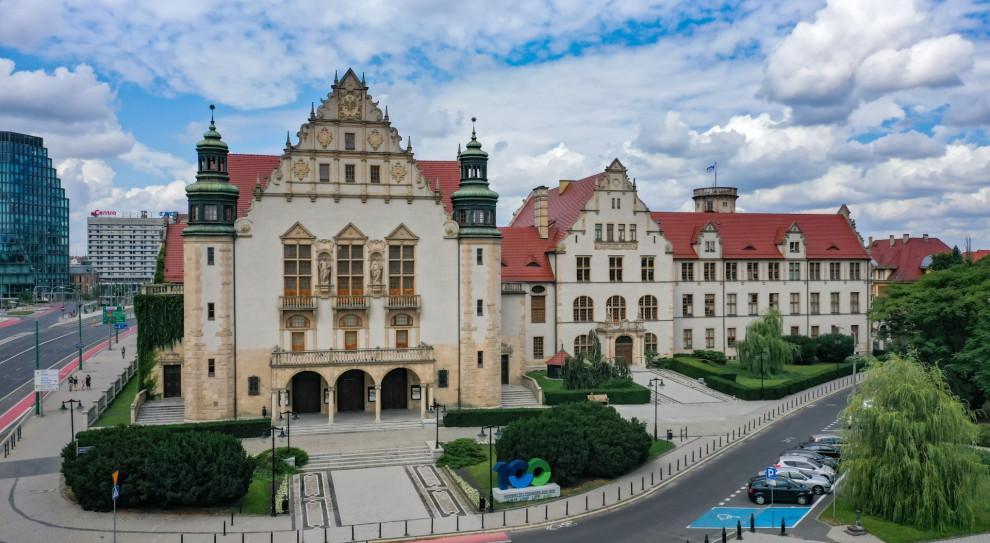 Uniwersytet Adam Mickiewicza w Poznaniu będzie pracować zdalnie