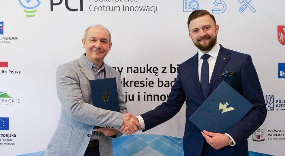 Collegium Humanum partnerem Podkarpackiego Centrum Innowacji