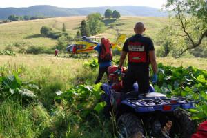 Nowi ratownicy górscy dołączyli do bieszczadzkiej grupy GOPR
