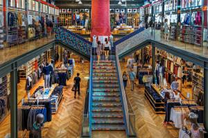 Centra handlowe przeżywają oblężenie