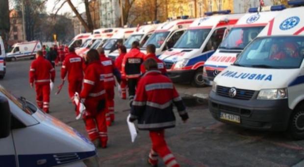 Ratownicy medyczni wracają do pracy