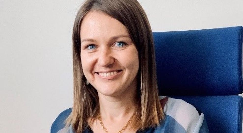 Julia Aglichanowa dyrektor zarządzającą DB Schenker na Ukrainie