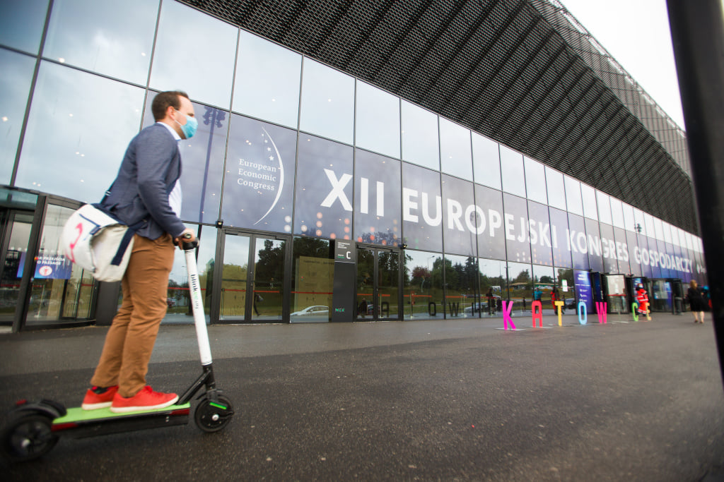 (fot. Facebook/European Economic Congress Katowice, Poland)