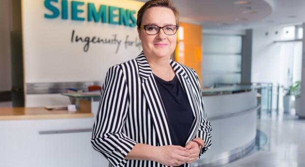 Dominika Bettman, Siemens o walce o miejsca pracy