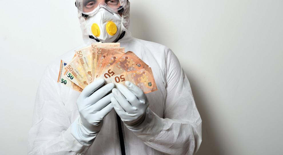 Gigantyczne pieniądze dla firm z Tarczy antykryzysowej. Resort podaje kwotę