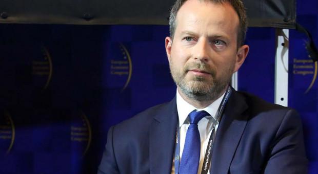 Radosław Górski w zarządzie Erbudu