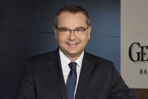 Tomasz Misiak odchodzi z zarządu Getin Noble Banku