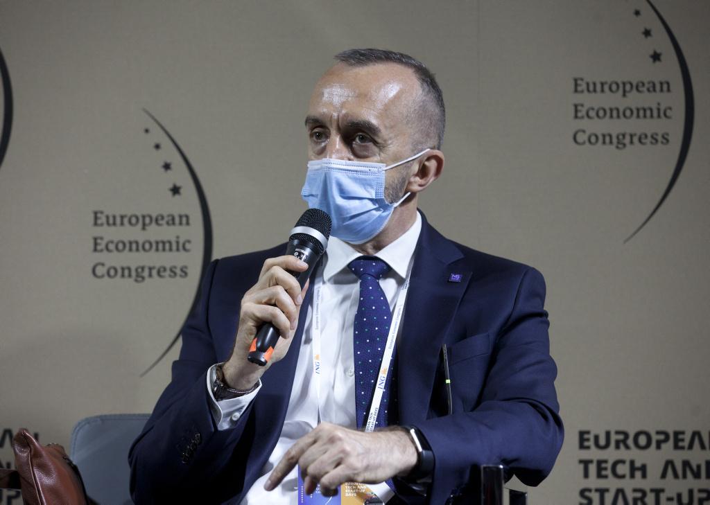 Paweł Panczyj, członek zarządu ABSL