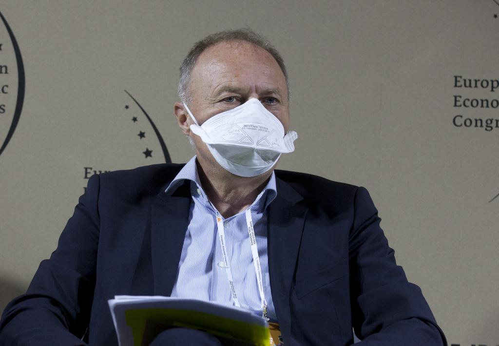 Andrzej Korpak, dyrektor generalny, Opel Manufacturing Poland i PSA Manufacturing Poland (fot. PTWP)