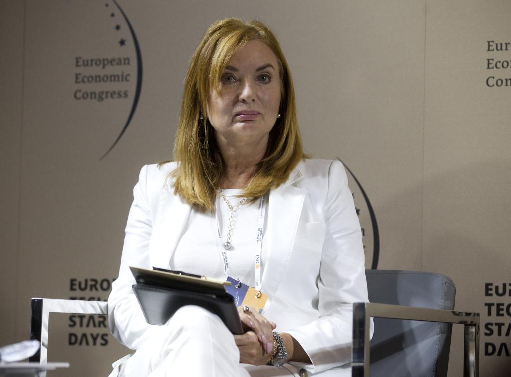 Anna Bednarska-Czerwińska, wiceprezes zarządu, dyrektor ds. medycznych, Gyncentrum