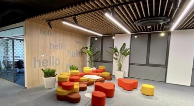 Tak wygląda nowe biuro Orange Polska we Wrocławiu