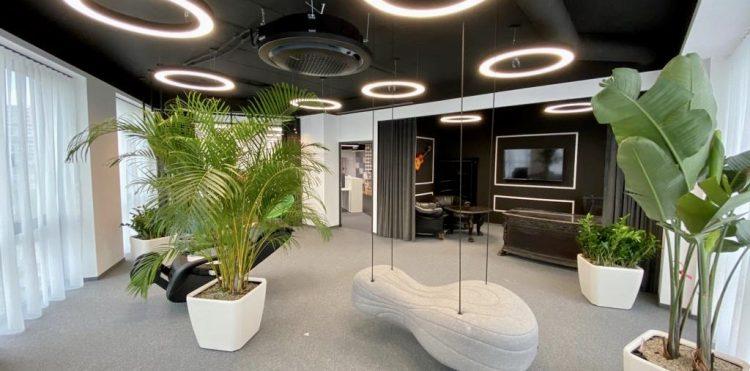 Do nowego biura przeniesie się ok. 350 osób pracujących wcześniej w innych lokalizacjach w mieście: pracowników sprzedaży, IT, wsparcia, obsługi klienta i administracji (fot. orange.pl)