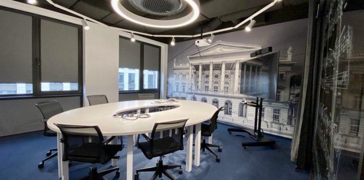 Nowe biuro Orange zajmie ostatnie, piąte piętro w biurowcu City Forum II we Wrocławiu (fot. orange.pl)