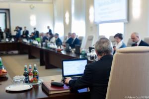 Müller o rekonstrukcji rządu: liczba 14-15 ministerstw wydaje się maksymalna