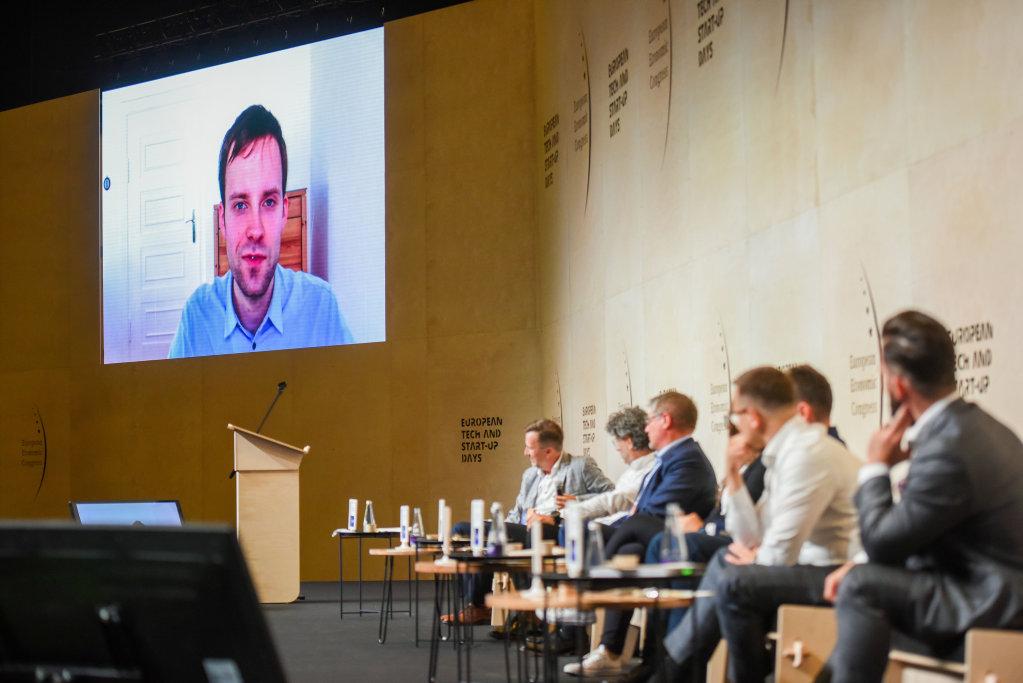 Miron Tokarski, CEO Genomtec (fot. PTWP)