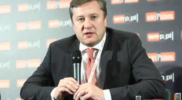 Maciej Stańczuk wiceprezesem PBG