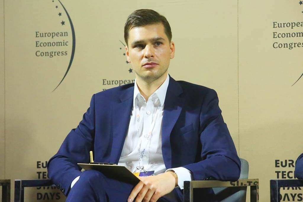Michał Lisawa ,counsel w Baker McKenzie