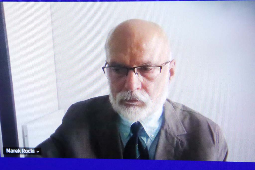 Marek Rocki, rektor Szkoły Głównej Handlowej w Warszawie