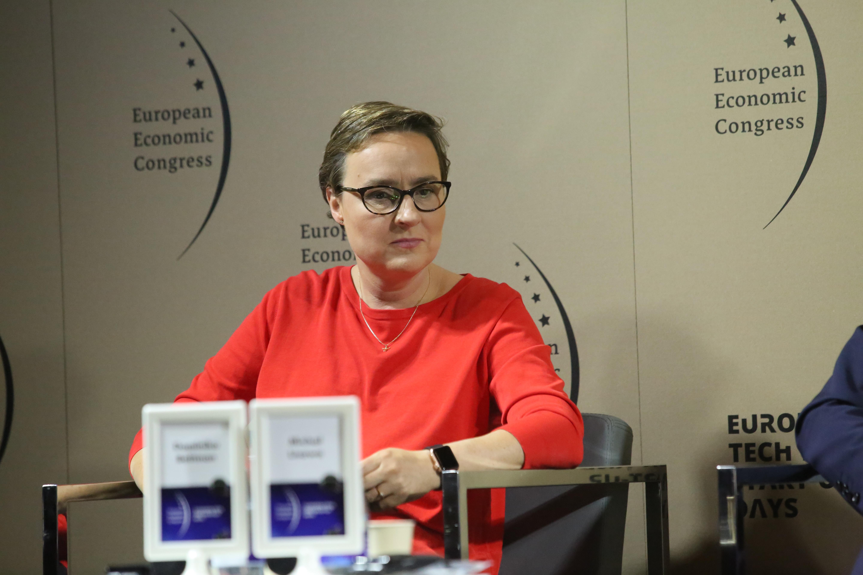 Dominika Bettman, prezeska i dyrektorka Digital Industries, Siemens