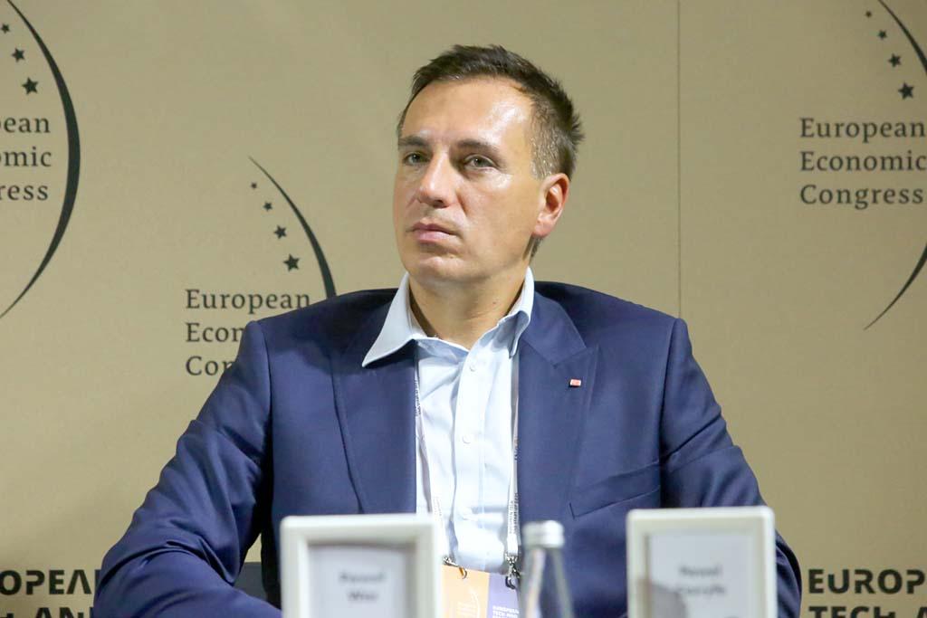 Paweł Wac, prezes Infra Silesia