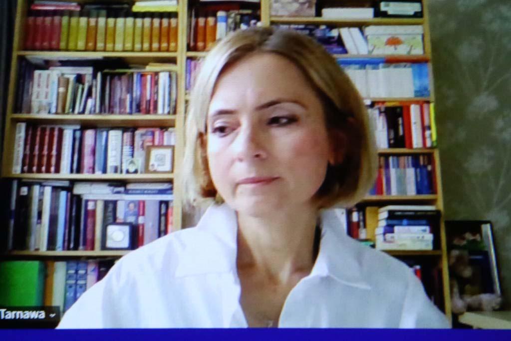 Anna Tarnawa, kierownik departamentu analiz i strategii w Polskiej Agencji Rozwoju Przedsiębiorczości