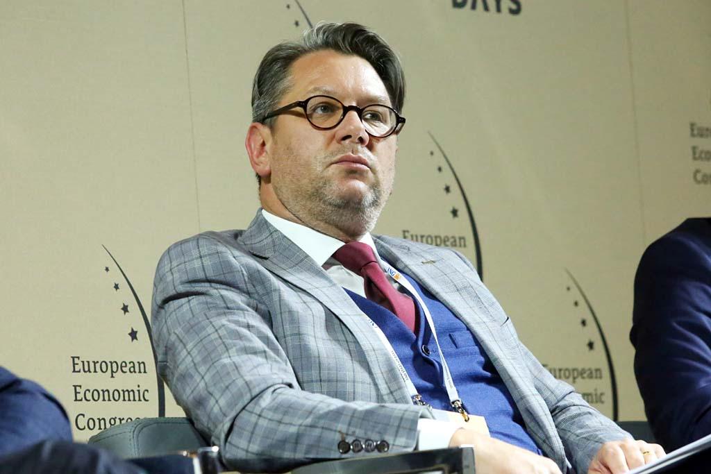 Grzegorz Sikorski, dyrektor Wojewódzkiego Urzędu Pracy w Katowicach