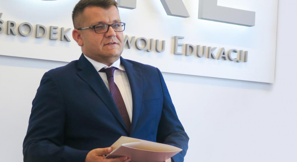 Tomasz Madej dyrektorem Ośrodka Rozwoju Edukacji