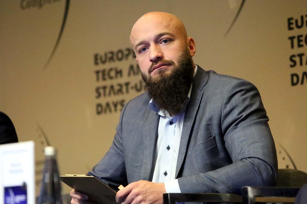 Łukasz Otta, digital transformation director w firmie Siemens