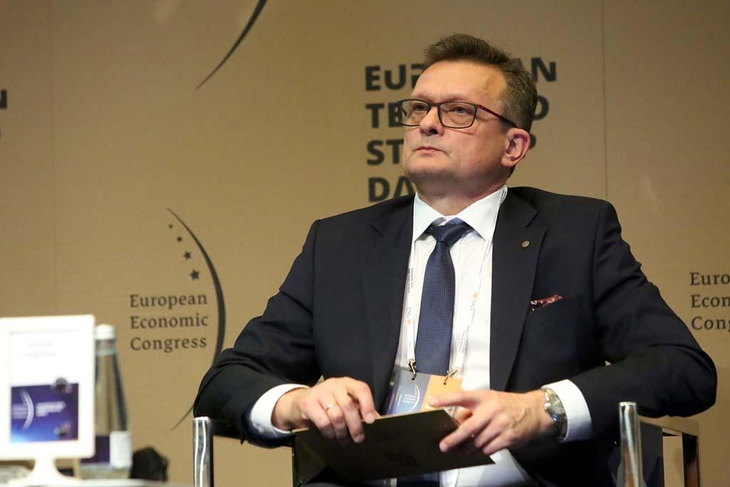 Tomasz Trawiński, prorektor ds. infrastruktury i promocji na Politechnice Śląskiej