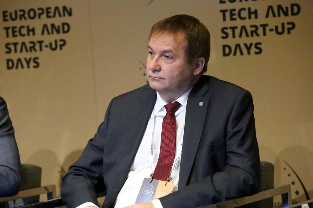 Paweł Śniatała, prorektor ds. współpracy międzynarodowej na Politechnice Poznańskiej