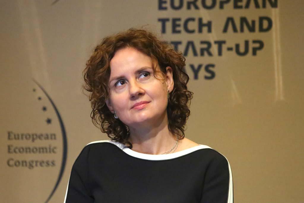 Izabela Żmudka, zastępca dyrektora Narodowego Centrum Badań i Rozwoju