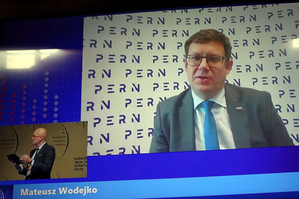 Mateusz Wodejko, wiceprezes PERN