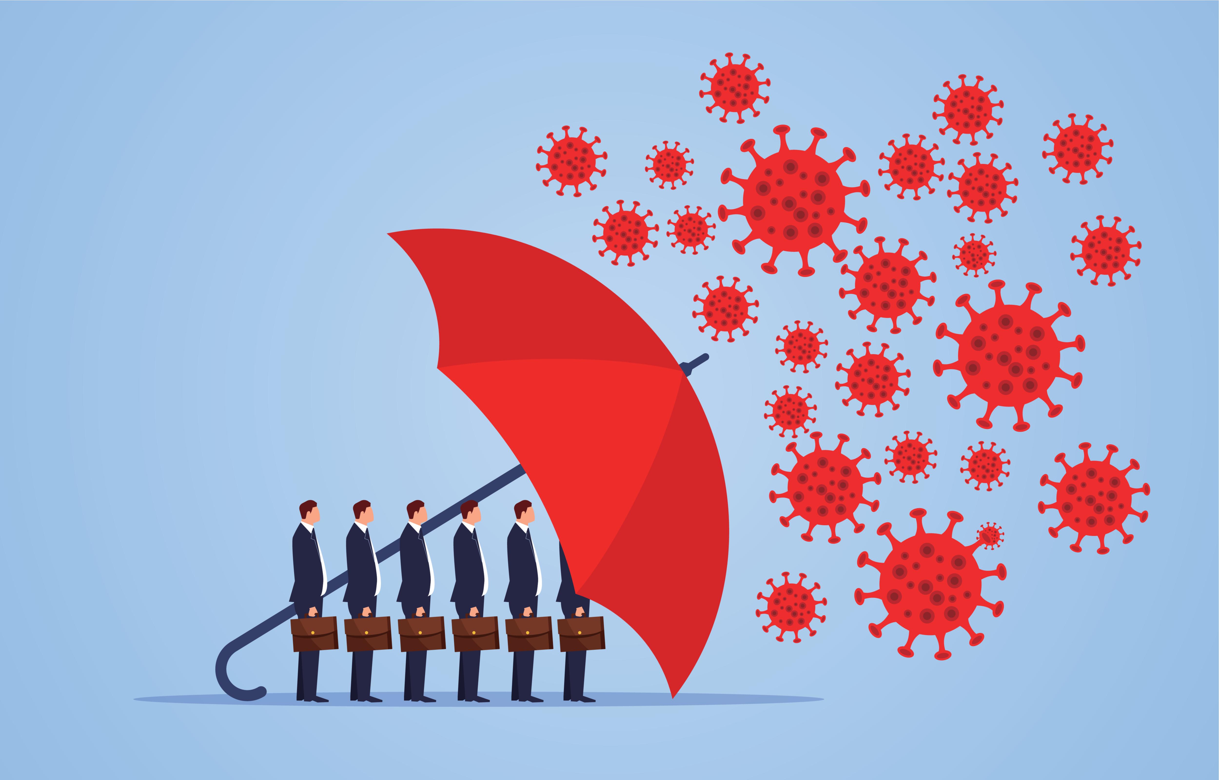 Firmy podjęły szereg działań, których celem jest zapewnienie bezpieczeństwa pracownikom. (Fot. Shutterstock)