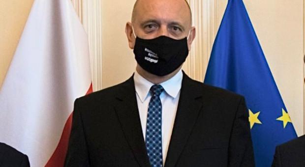 Krzysztof Saczka zastępcą głównego inspektora sanitarnego