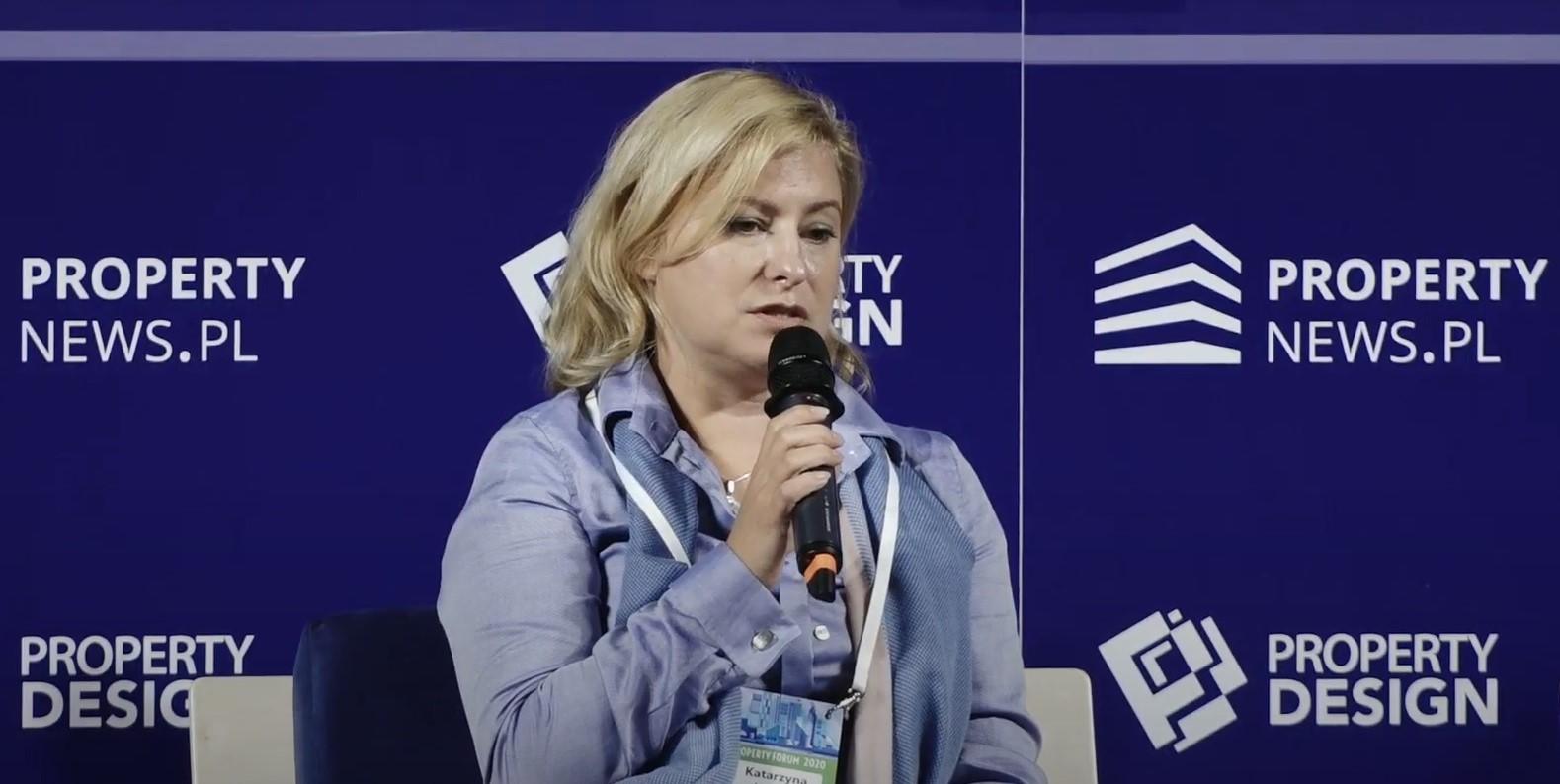 Katarzyna Lorenc, ekspertka BCC ds. rynku pracy oraz zarządzania i efektywności pracy. Fot. PTWP