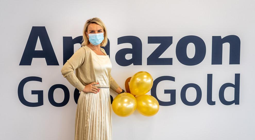 Amazon Goes Gold wspiera walkę z nowotworami dziecięcymi