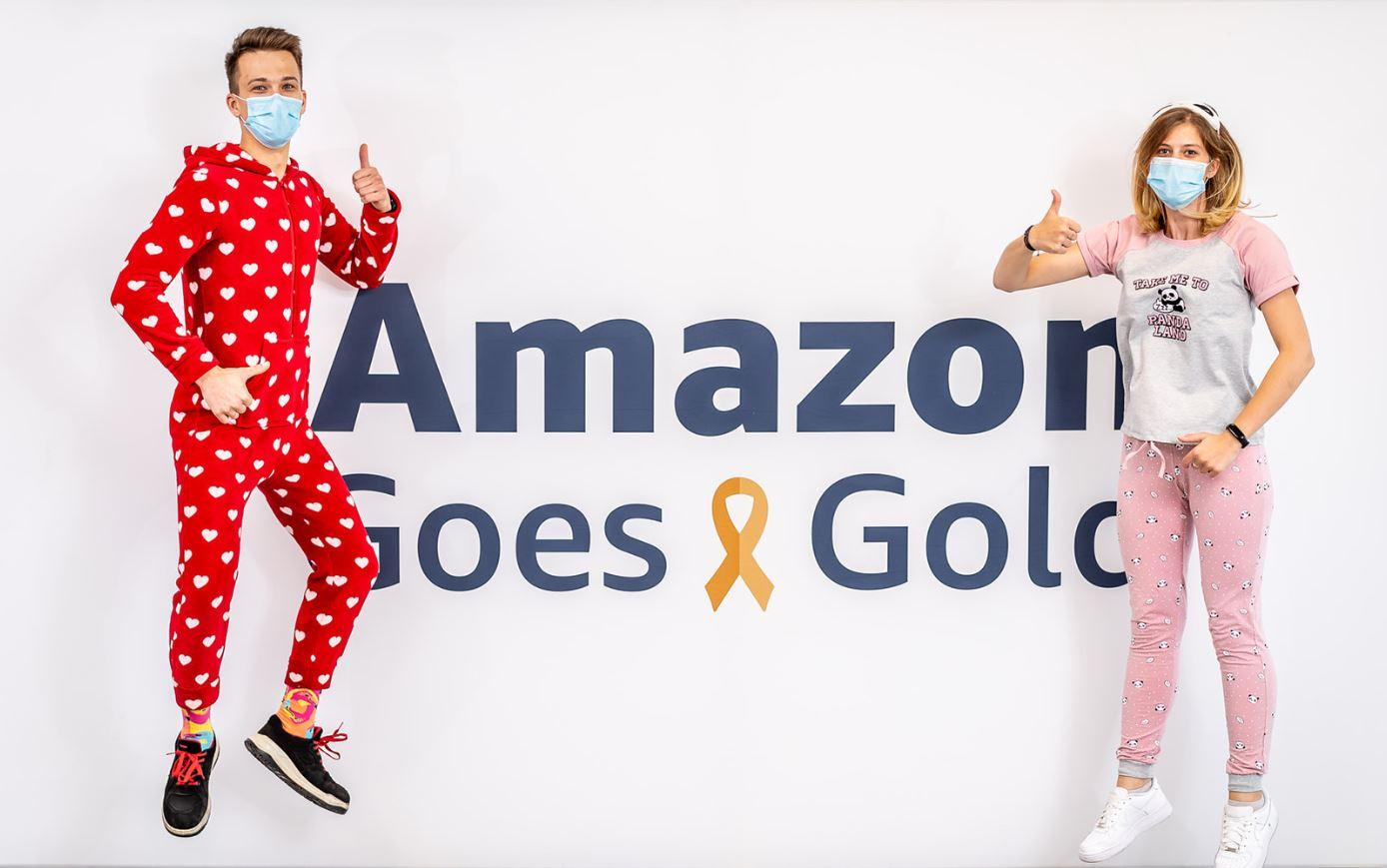 fot. Amazon Goes Gold