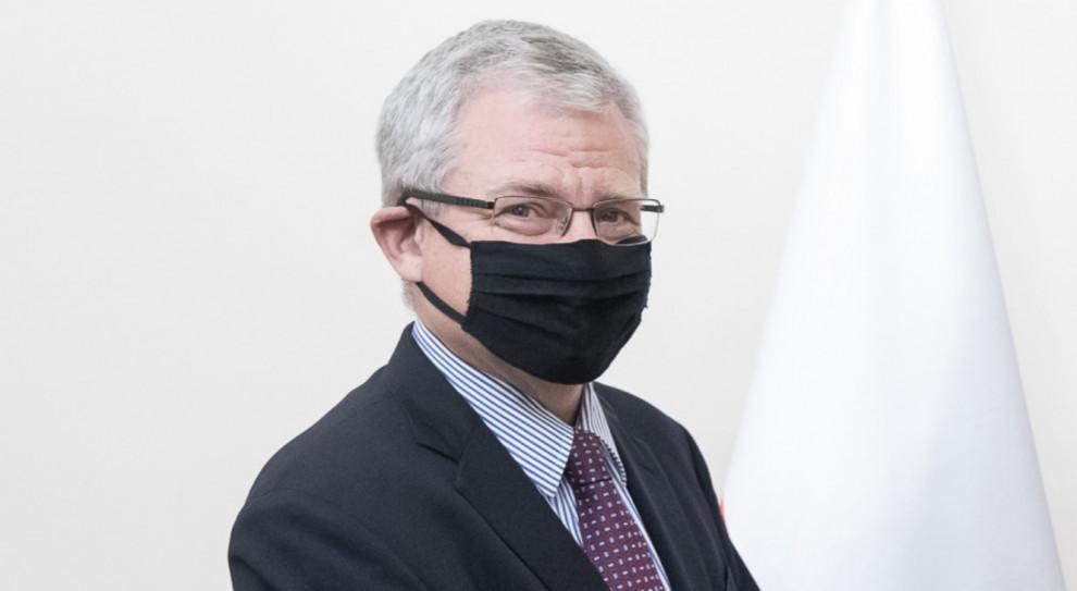 Bogusław Winid pełnomocnikiem ds. przewodnictwa w OBWE