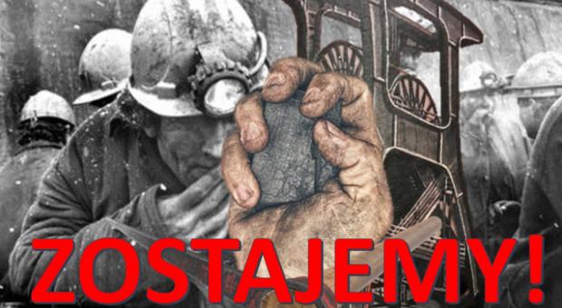 Górnicy rozpoczęli protesty pod ziemią