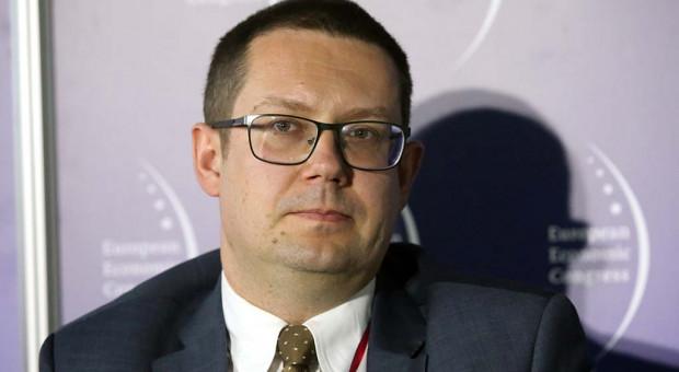 Mateusz Wodejko przechodzi z PERN do Poczty Polskiej