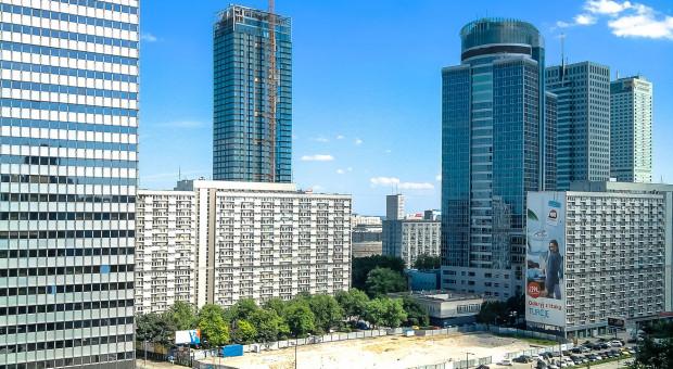 Raport: Rekordowy rok 2020 dla stolicy, jeśli chodzi o powierzchnię biur