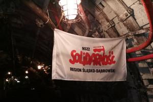 Protest górników: Zespoły robocze omawiają sytuację kopalń